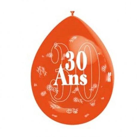 1-ballon-de-baudruche-30-ans-orange-80-cm