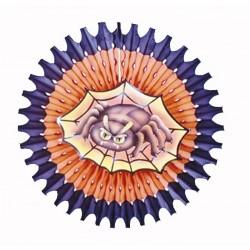 Eventail araignée en papier Diamètre 70 cm