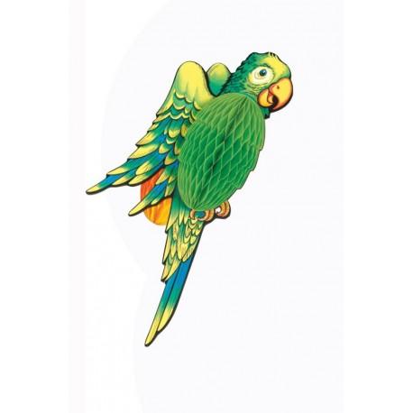 perroquet-depliable-17-cm-tons-de-vert-jaune-et-bleu
