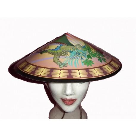 chapeau-chinois-en-carton-avec-dragon-et-soleil