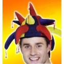Chapeau de bouffon Fou du roi