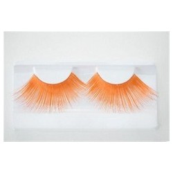 faux-cils-orange-longs