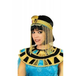 coiffe-perlee-cleopatre-egyptien-coiffe-perlee