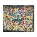 Confettis de Carnaval Multicolores Sac de 100 gr
