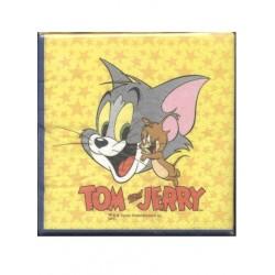 12 Serviettes de Tom and Jerry 33 x 33 cm