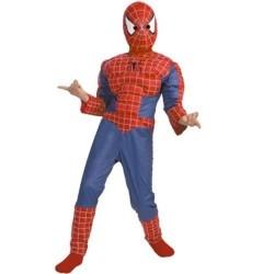 Costume de Spider Man Taille 8/10 ans 132cm