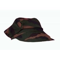 Casquette de militaire en tissu camouflage chapeau militaire soldat