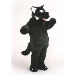 loup-noir-peluche-grosse-tete-mascotte