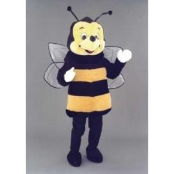 abeille-peluche-grosse-tete-mascotte-maya