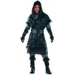 prince-medieval-elfique-noir-et-argent