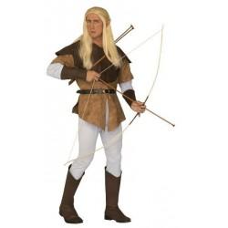 Archer Elfe personnage fantastique médiéval