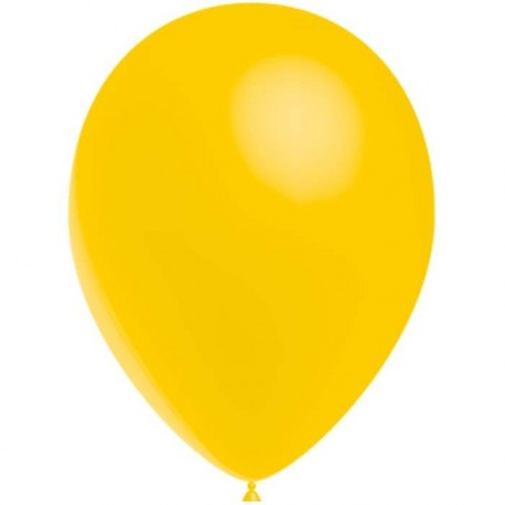 100-ballons-de-baudruche-standard-jaune-d-or-30-cm-o