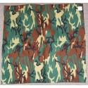 Bandana Foulard carré vert militaire de l'armée