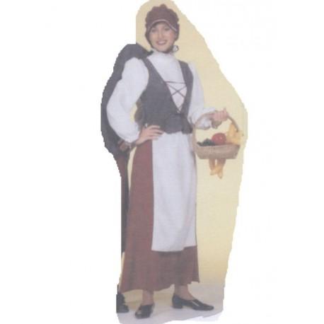 vendeuse-medievale