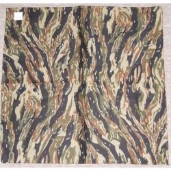 Bandana Foulard carré Vert Camouflage de l Armée