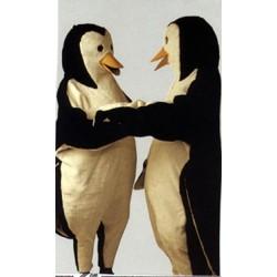 Pingouin peluche