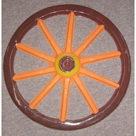 roue-de-chariot-pour-soiree-country-far-west