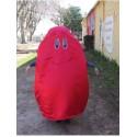 Barbapipa rouge