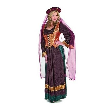 medievale-corset-orange