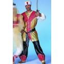 Aladin rouge et or