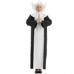 Religieuse à cornette bonne soeur