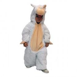 Mouton blanc peluche