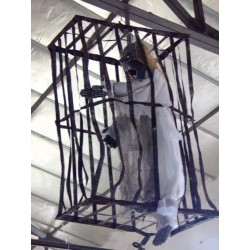 zombie-prisonnier-dans-une-grande-cage