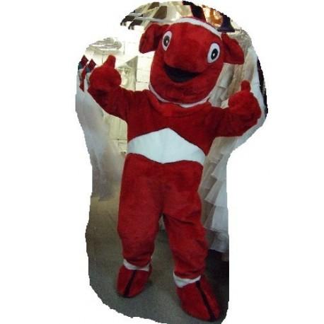poisson-rouge-peluche-grosse-tete-mascotte