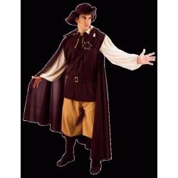 Voyageur du XIIième siècle Marco Polo palfrenier mousquetaire