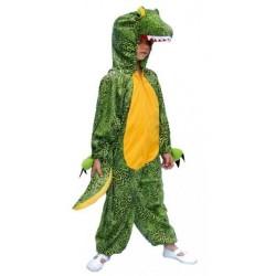 Crocodile peluche reptile