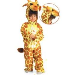 Girafe enfant