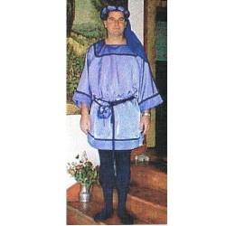 Damoiseau bleu médiéval