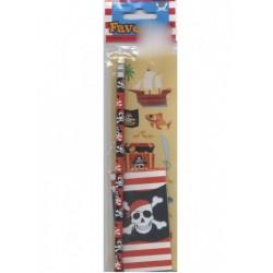 crayon-carnet-autocollants-stickers-pour-pirate